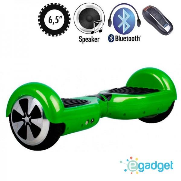Гироскутер SmartWay U3 Pro Music Green