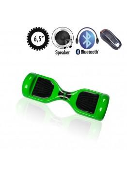 Гироскутер SmartWay U3 Pro Music Green (6,5 дюймов)