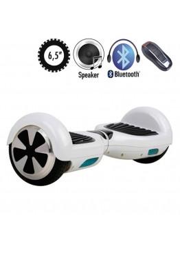 Гироскутер SmartWay U3 Pro Music White (6,5 дюймов)
