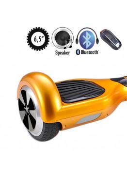 Гироскутер SmartWay U3 Pro Music Yellow (6,5 дюймов)