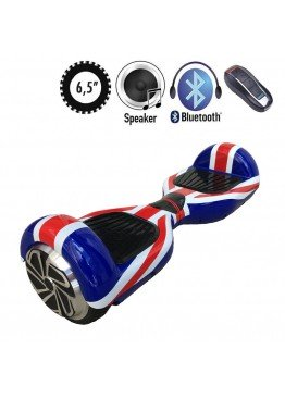 Гироскутер SmartWay U3 Pro Music British (6,5 дюймов)