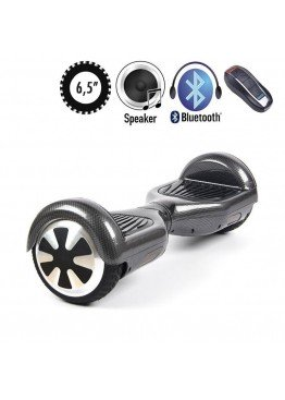 Гироскутер SmartWay U3 Pro Music Carbon (6,5 дюймов)