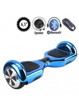 Гироскутер SmartWay U3 Pro Music Chrome Blue (6,5 дюймов)