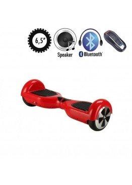 Гироскутер SmartWay U3 Pro Music Red (6,5 дюймов)