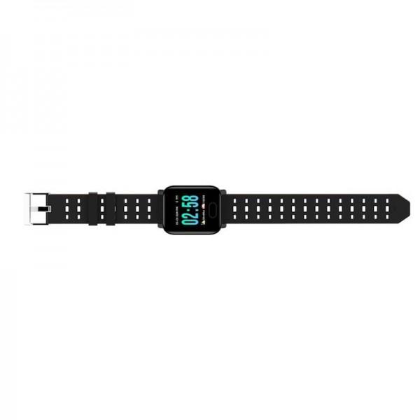 Smart Watch-bracelet A6 Black с тонометром