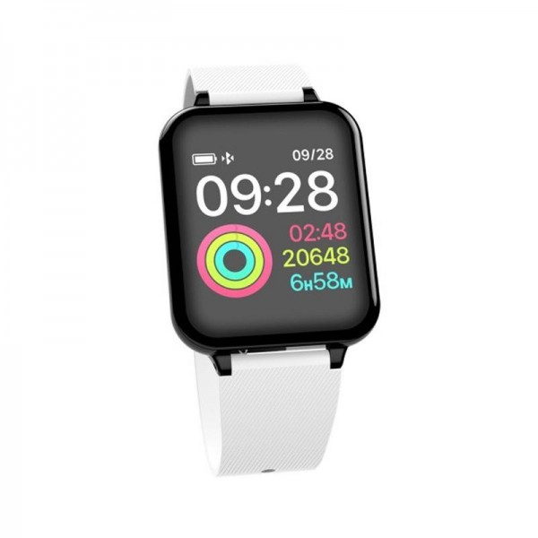 Smart Watch-bracelet B57 Pro white с тонометром