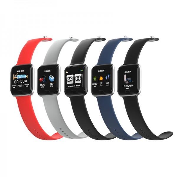 Smart Watch-bracelet CY05 Pro silver с тонометром