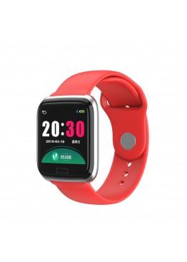 Smart Watch-bracelet CY05 Pro red с тонометром
