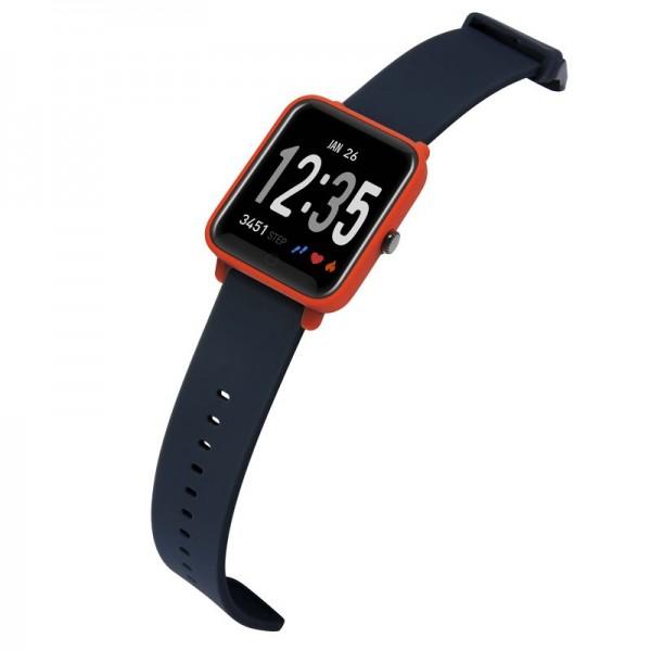 Smart Watch-bracelet Doric D1 Pro orange с тонометром