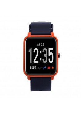 Smart Watch-bracelet Doric D1 Pro orange с тонометром