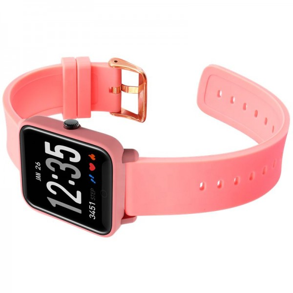 Smart Watch-bracelet Doric D1 Pro pink с тонометром