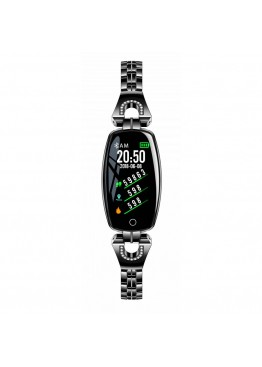 Smart band H8 Luxury Black Waterproof IP67
