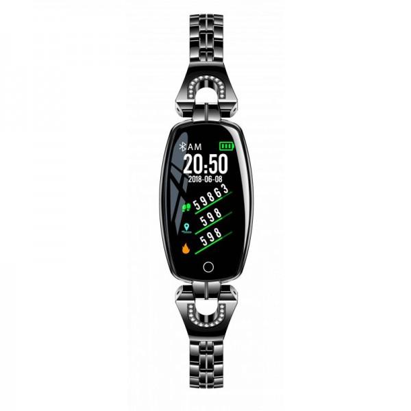 Smart band H8 Luxury Black Waterproof IP67