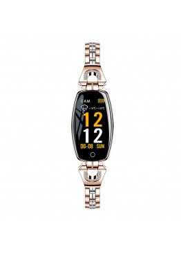Smart band H8 Luxury Gold Waterproof IP67