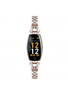 Smart band H8 Luxury Gold Waterproof IP67