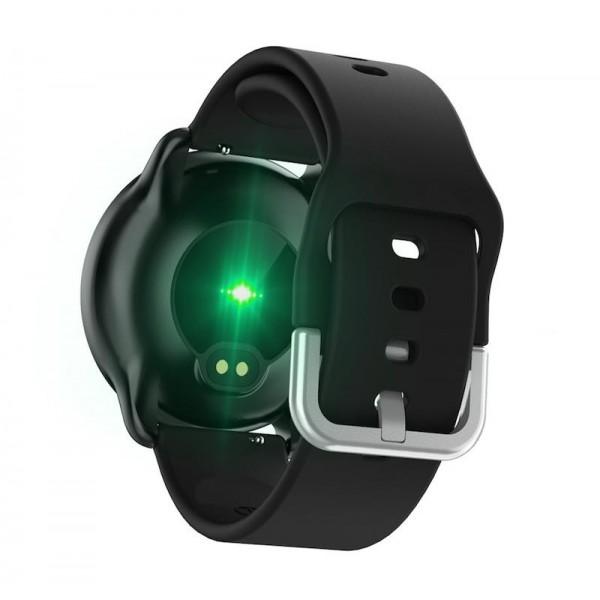 Smart watch band K9 black с тонометром