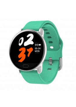 Smart watch band K9 green с тонометром