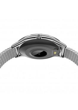 Smart band SN58 silver с измерением давления