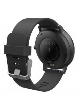 Smart  watch-bracelet V11 black с тонометром
