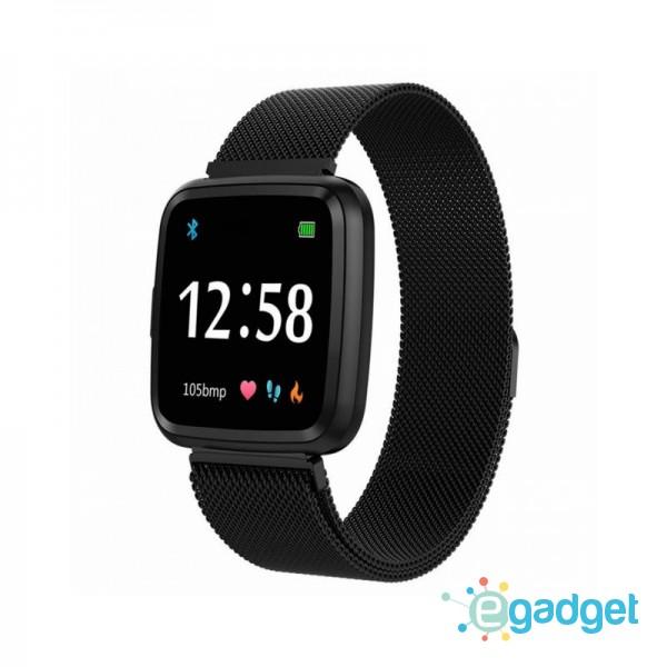 Smart Watch-bracelet Colmi Y7 Black Pro с тонометром