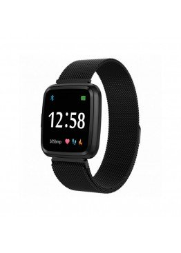 Smart Watch-bracelet Colmi Y7 Black Pro с тонометром