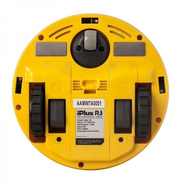 Робот-пылесос iPlus R3 by clever PANDA