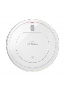 Робот-пылесос iPlus X500 PRO White by clever PANDA