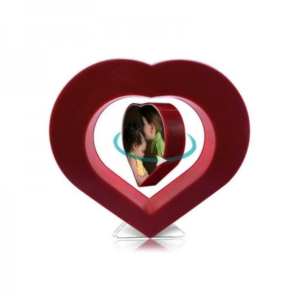 Левитирующая фото рамка Сердце