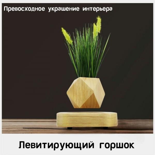 Левитирующий горшок - Levitating pot