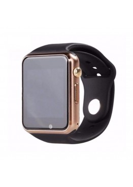 Smart Watch A1 Gold Black