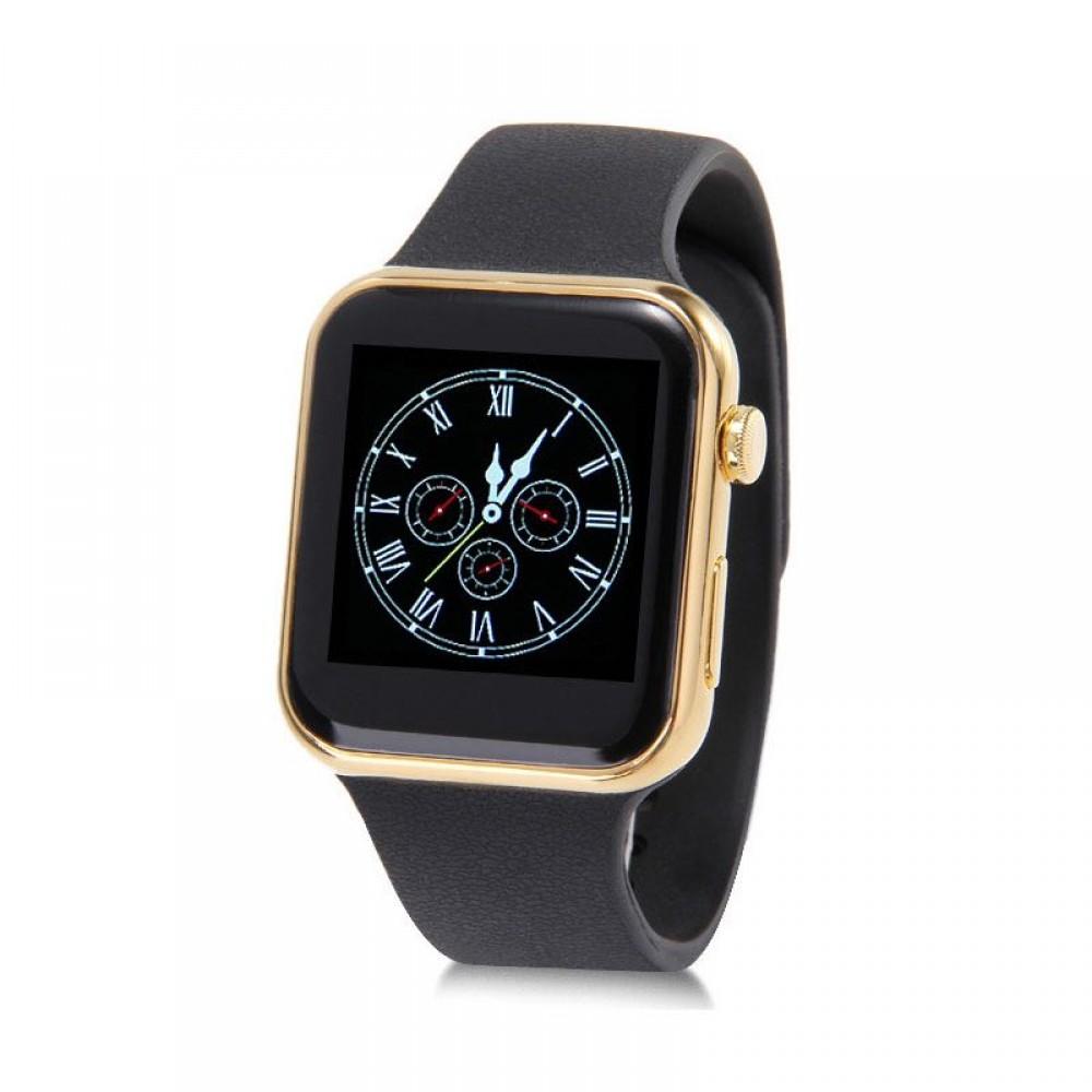 511c7e9f7a3d Smart Watch A9 Gold