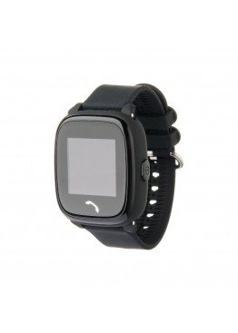 Smart Baby Watch DF25G Black waterproof