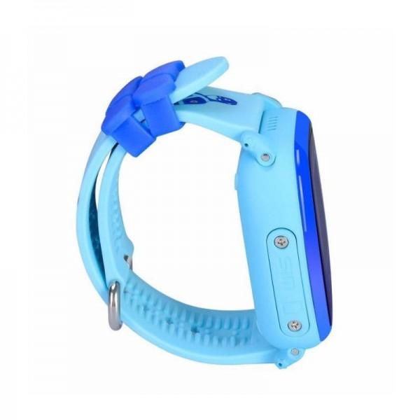 Smart Baby Watch DF25G Blue waterproof