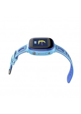 Smart Baby Watch DF31G Blue waterproof