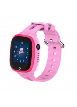 Smart Baby Watch DF31G Pink waterproof