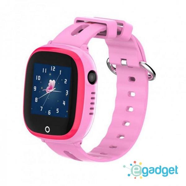 Smart Baby Watch DF31G Pink waterproof