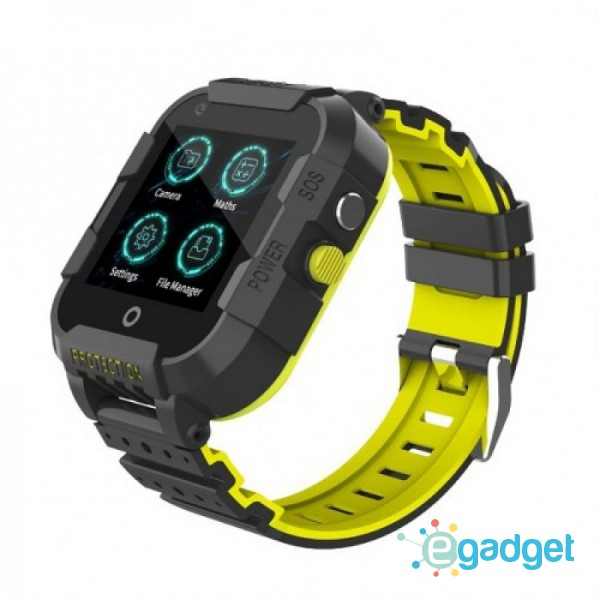 Smart Watch Kids DF39z с видеозвонками и влагозащитой IP67
