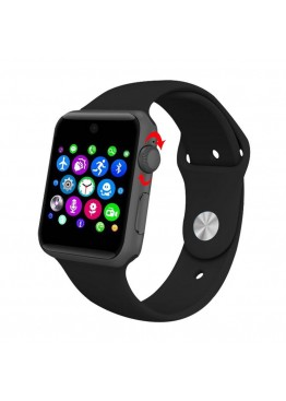 Smart Watch DM09 (LF07) Black