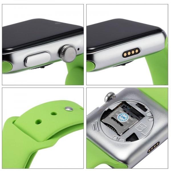 Smart Watch DM09 (LF07) Green