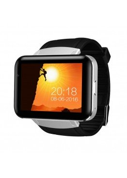 Smart Watch DM98 Silver Android