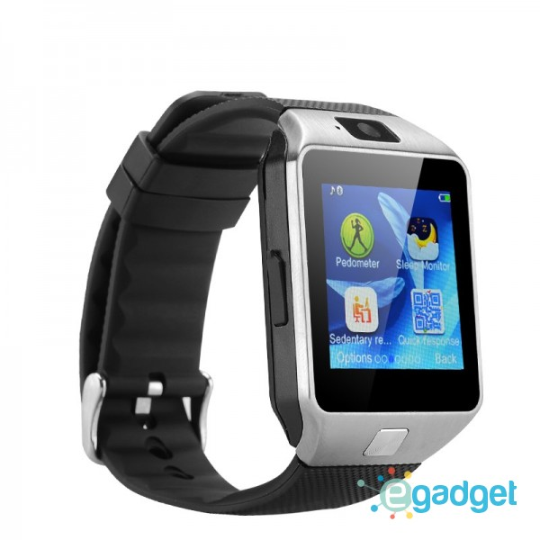 Smart Watch DZ09 Silver
