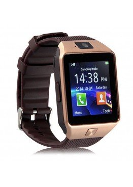 Smart Watch DZ09 Bronze