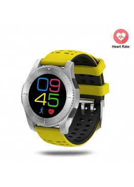 Smart Watch No.1 GS8 Yellow