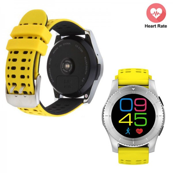 Smart Watch No.1 GS8 Yellow
