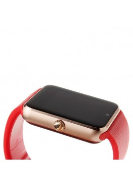 Smart Watch GT08 Gold/Red