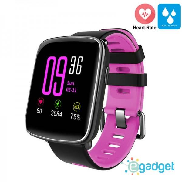 Smart Watch GV68 Pink Waterproof