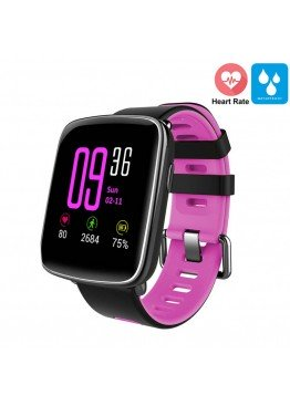 Smart Watch GV68 Pink Waterproof