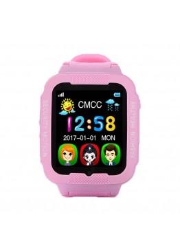 Smart Baby Watch K3 Pink