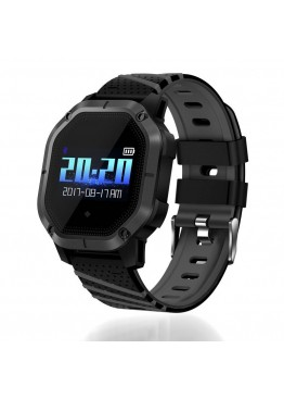 Smart Watch K5 Sport Black