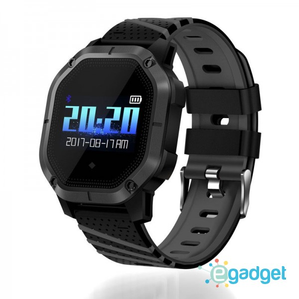 Smart Watch K5 Sport Black Waterproof IP68